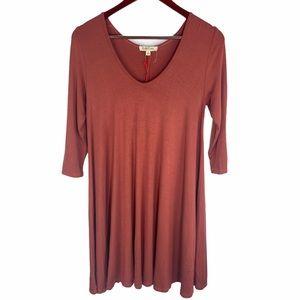 NWT Rolla Coster Flowy Knit Dress